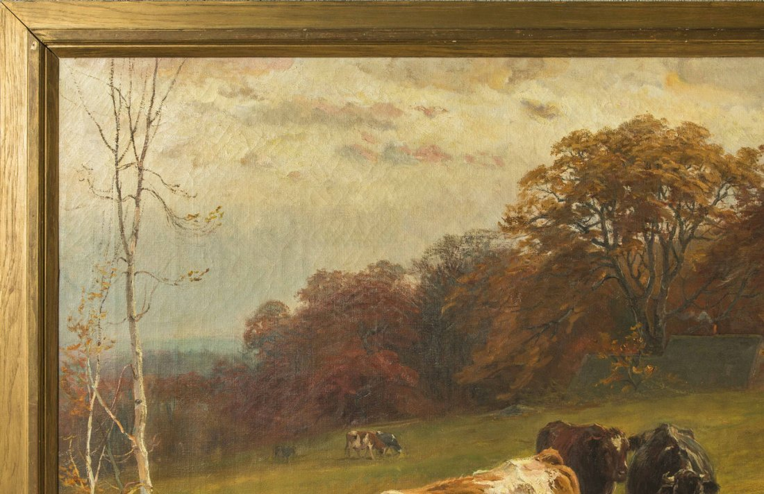 John Monks (1850-1917) Painting - 3