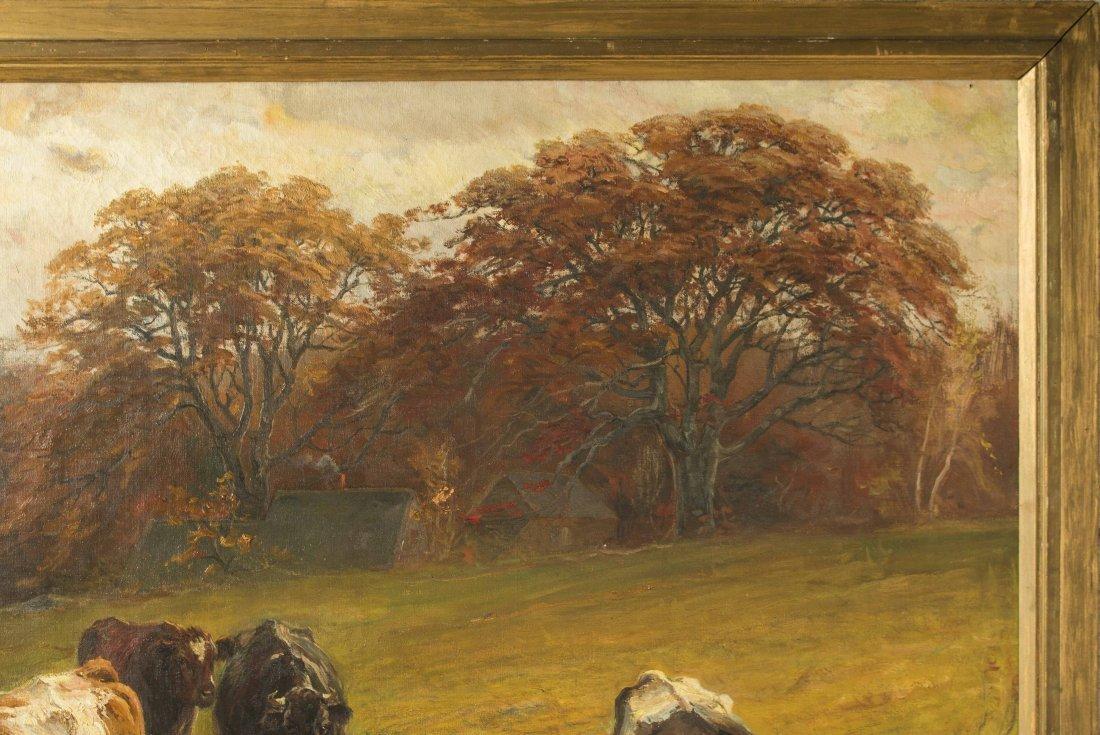John Monks (1850-1917) Painting - 4