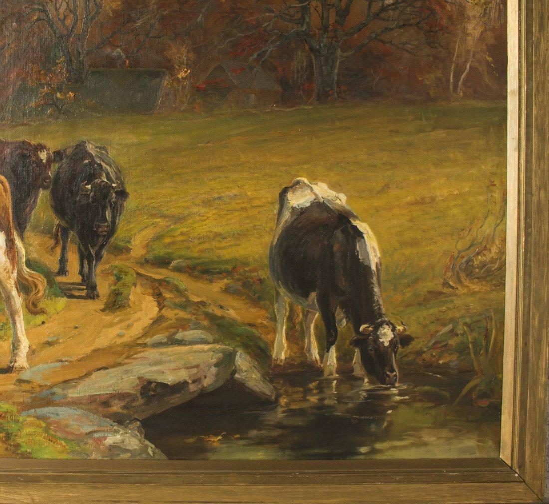 John Monks (1850-1917) Painting - 5