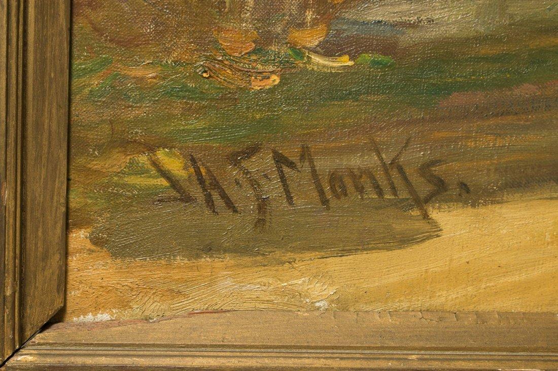 John Monks (1850-1917) Painting - 7
