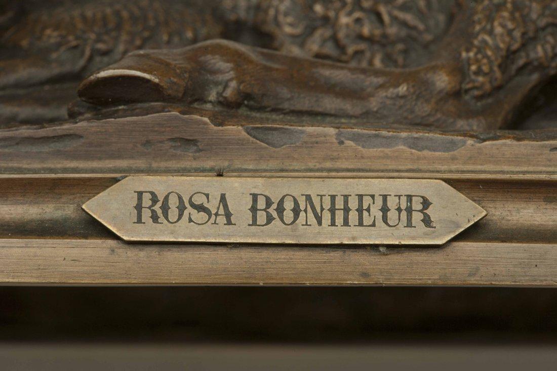 Bronze Sculpture, After Rosa Bonheur (1822-1899) - 3