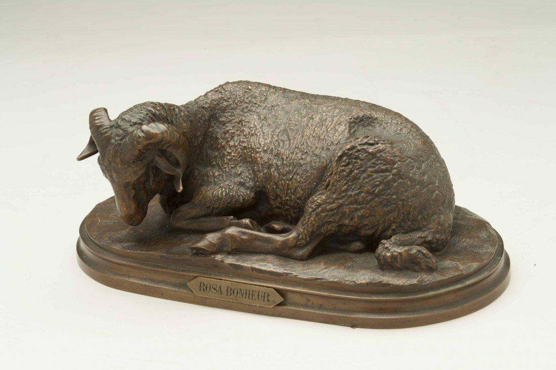 Bronze Sculpture, After Rosa Bonheur (1822-1899) - 4