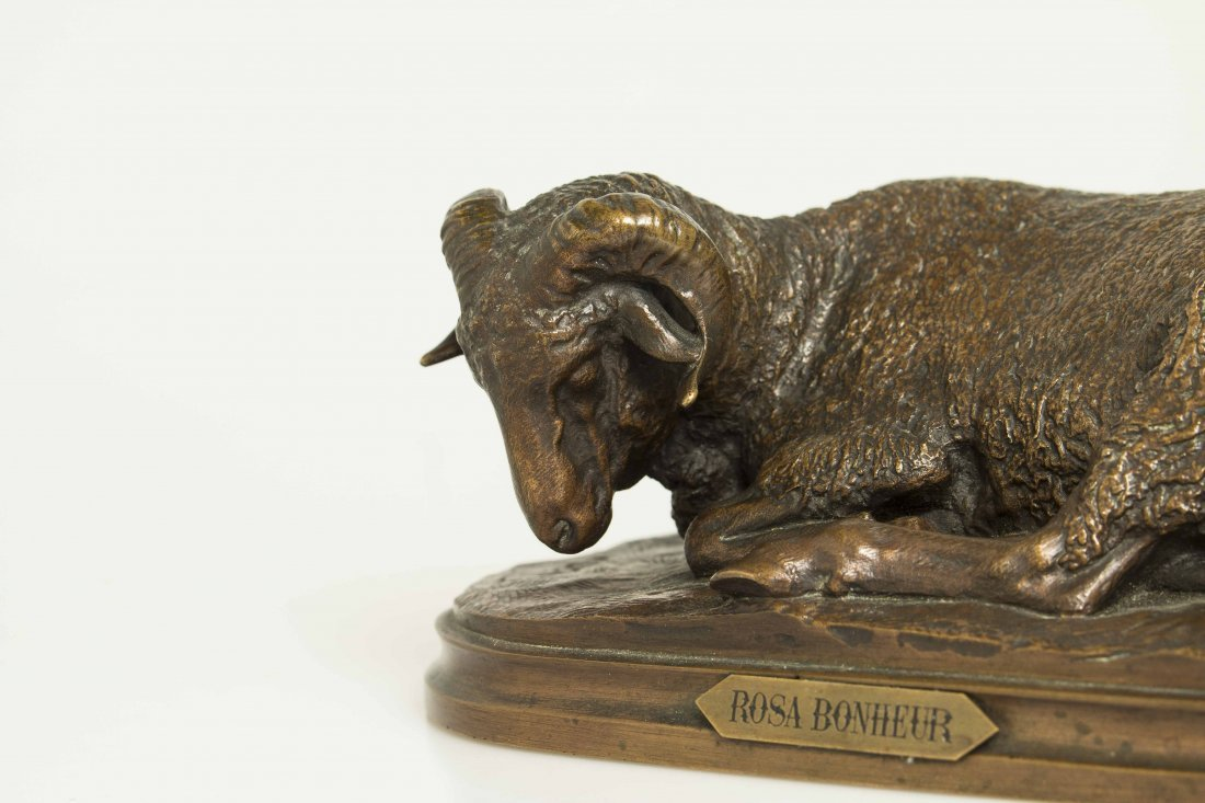 Bronze Sculpture, After Rosa Bonheur (1822-1899) - 9