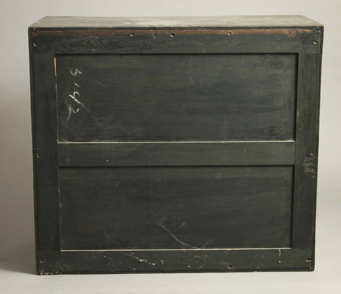 Chinoiserie Lacquer Chest - 8