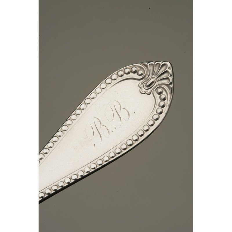 Braverman & Levy (1852-1881) Silver Forks - 3