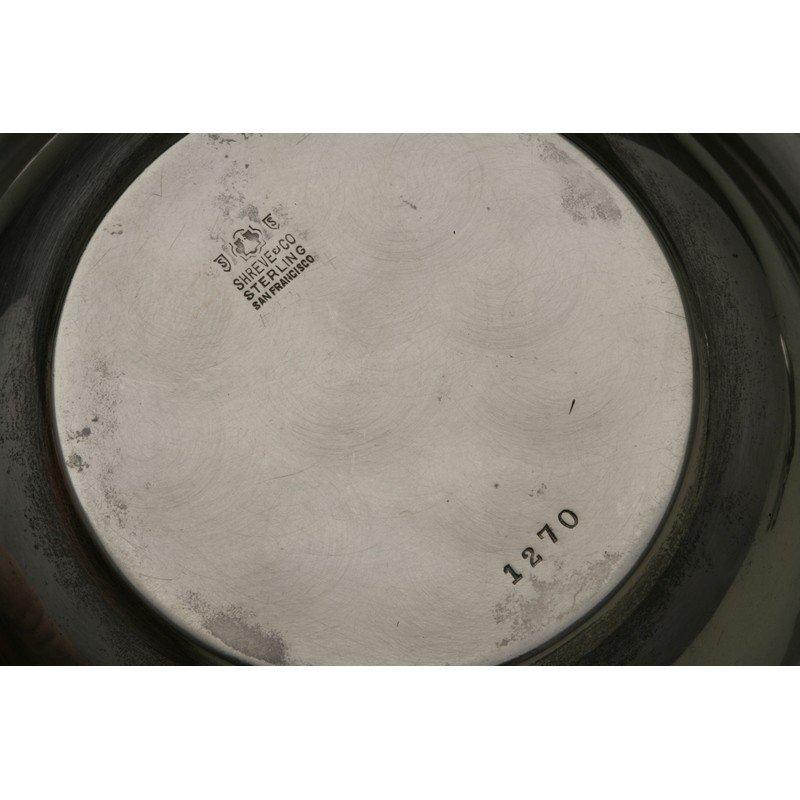 Shreve & Co. (1852-present) Sterling Bowl - 3