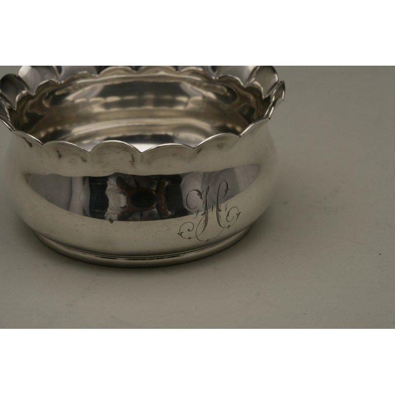 George Shreve & Co (1852-present) Two Sterling Salt - 2