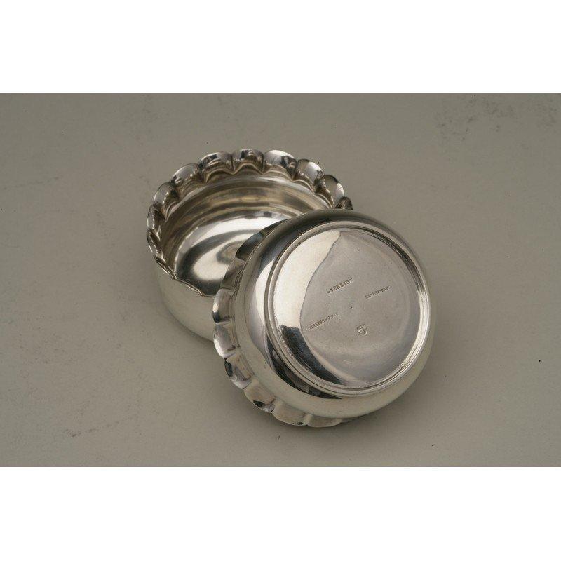 George Shreve & Co (1852-present) Two Sterling Salt - 4