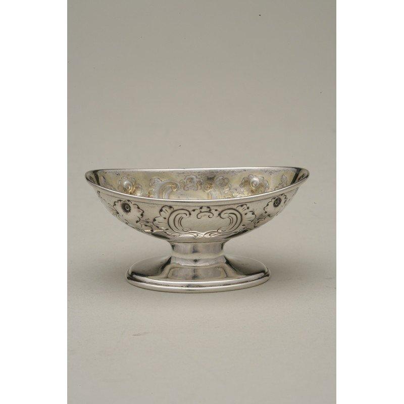 George Ladd (1856-1861) Silver Nut Dish