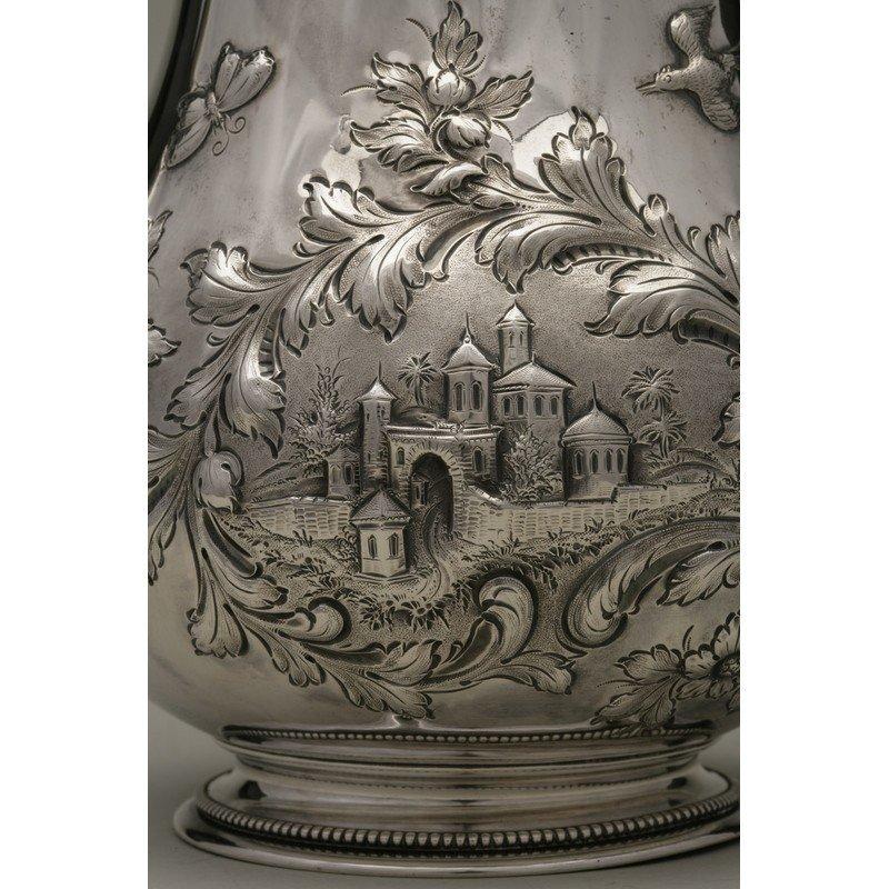 Vanderslice & Co. (1858-1908) Silver Presentation - 12