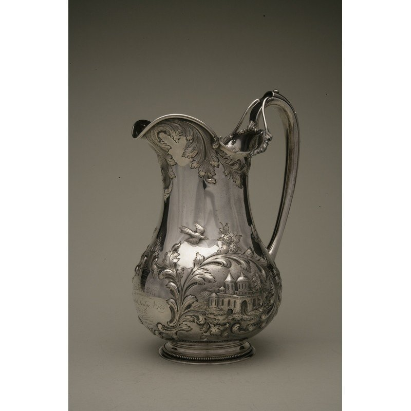 Vanderslice & Co. (1858-1908) Silver Presentation