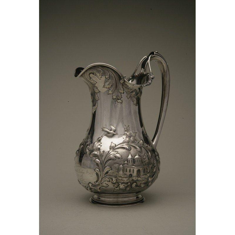 Vanderslice & Co. (1858-1908) Silver Presentation - 2