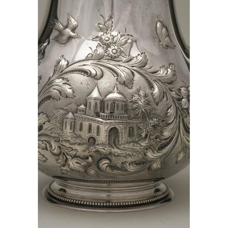 Vanderslice & Co. (1858-1908) Silver Presentation - 6
