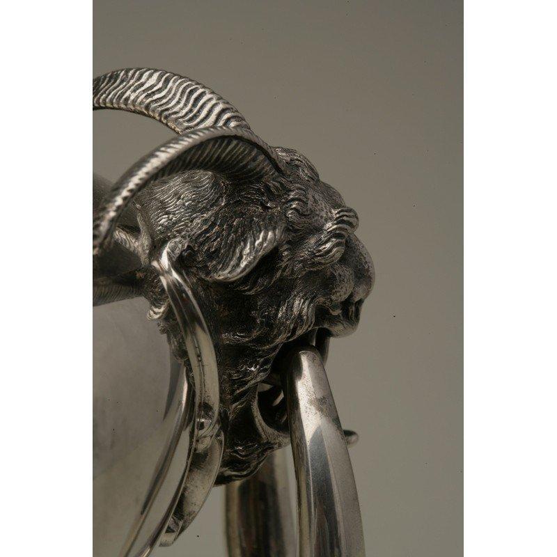 Vanderslice & Co/Shreve & Co Silver Covered Tureen - 7