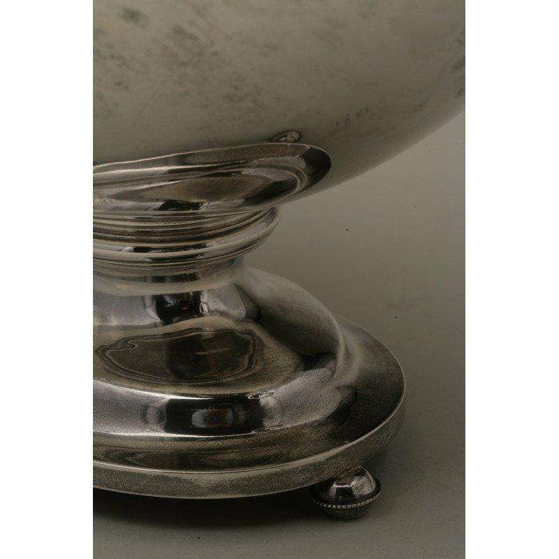 Vanderslice & Co/Shreve & Co Silver Covered Tureen - 9
