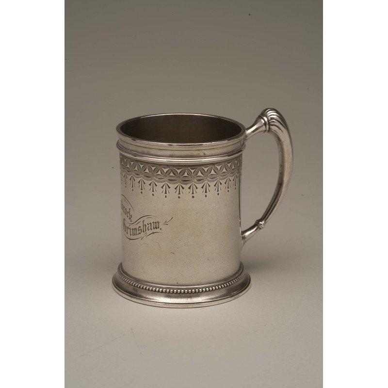 Vanderslice & Co (1858-1908) Silver Mug