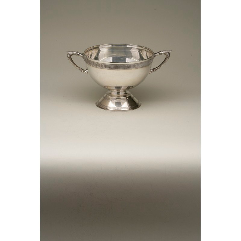 Vanderslice & Co. (1858-1908) Silver Centerpiece Bowl