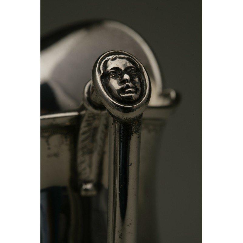 Vanderslice & Co. (1858-1908) Silver Syrup Pitcher - 5