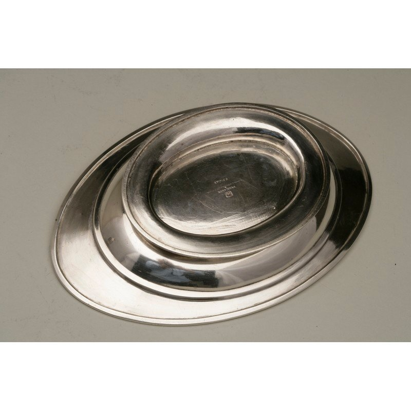 Vanderslice & Co. (1858-1908) Coin Silver Serving Dish - 2