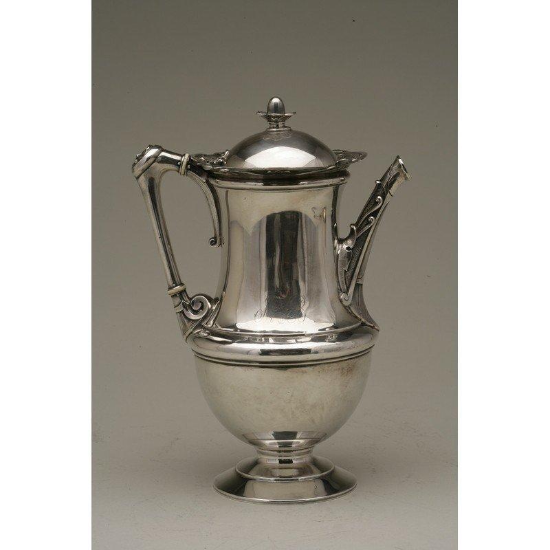 W.K. Vanderslice & Co. (1858-1908) Silver Coffee Pot