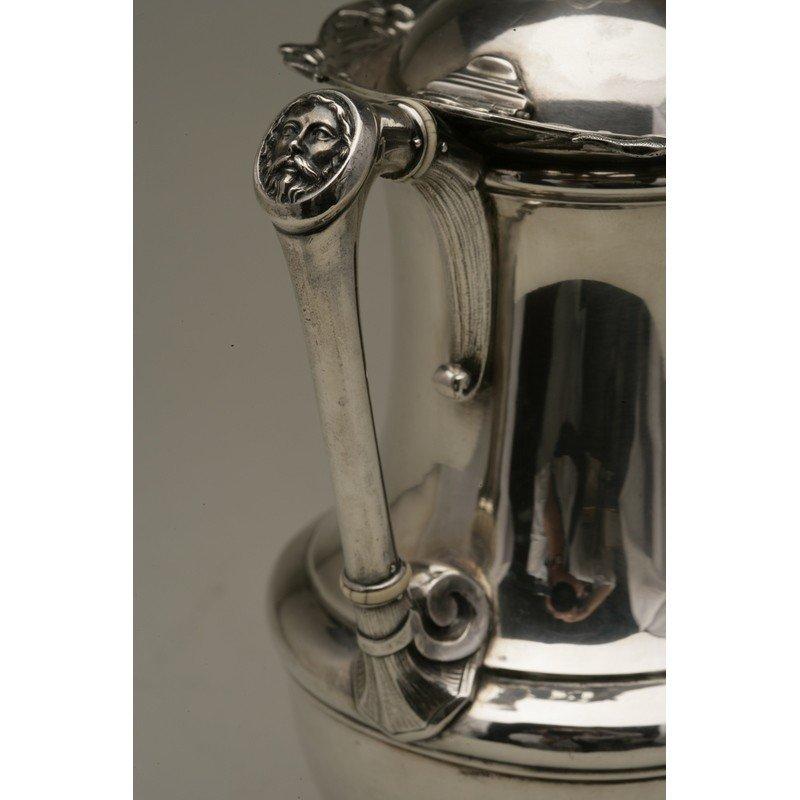 W.K. Vanderslice & Co. (1858-1908) Silver Coffee Pot - 2