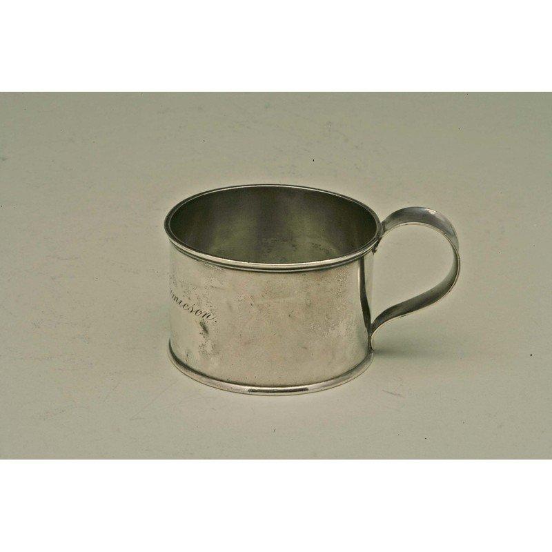 Vanderslice & Co. (1858-1908) Silver Presentation Cup