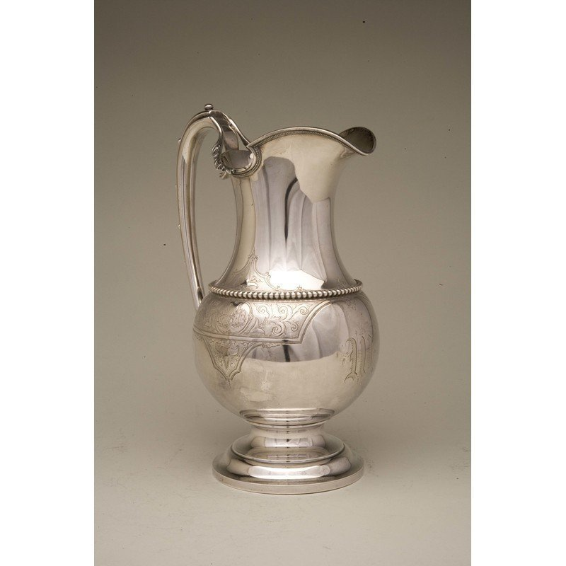 Vanderslice & Co. (1858-1908) Silver Pitcher - 2