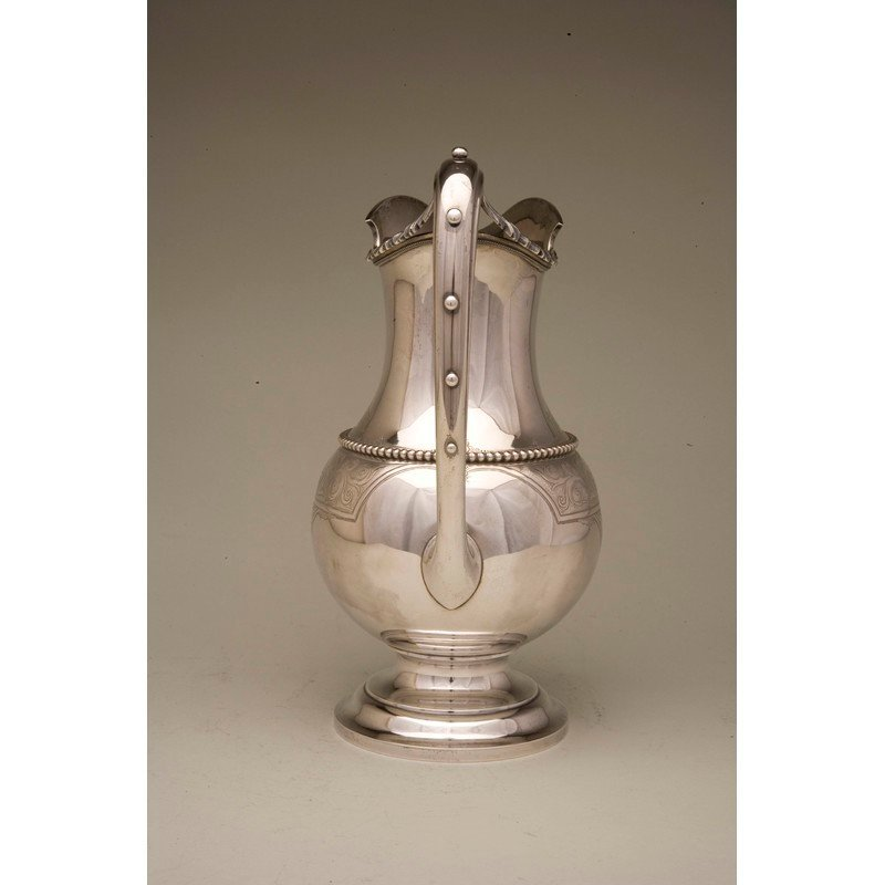 Vanderslice & Co. (1858-1908) Silver Pitcher - 3