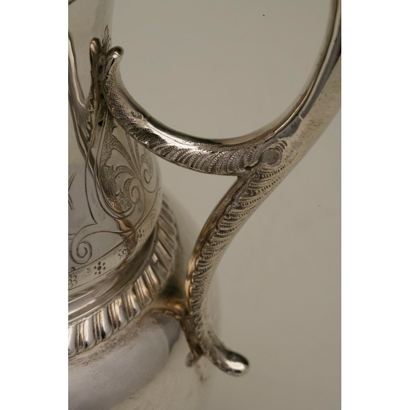 Vanderslice & Co. (1858-1908) Silver Presentation Water - 5