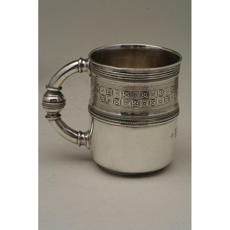 Vanderslice & Co. (1858-1908) Sterling Cup - 2