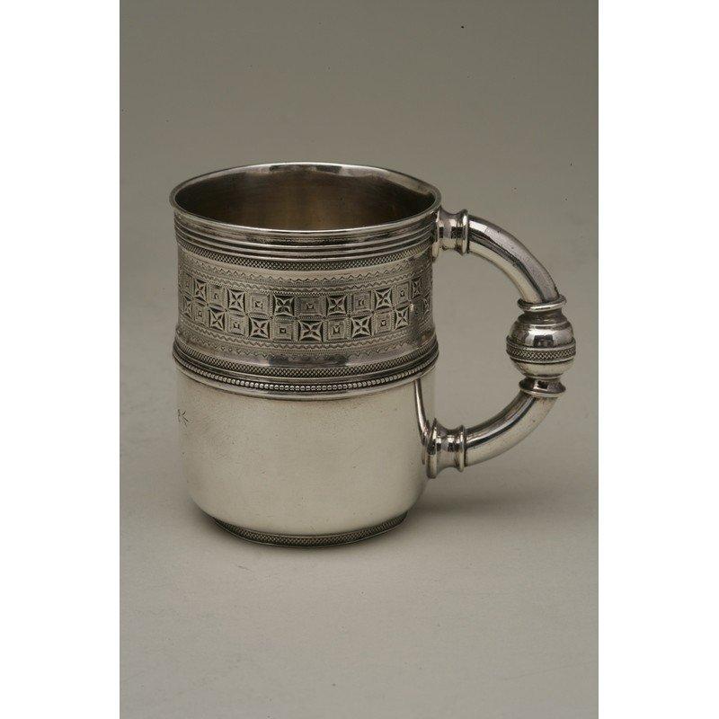 Vanderslice & Co. (1858-1908) Sterling Cup - 3
