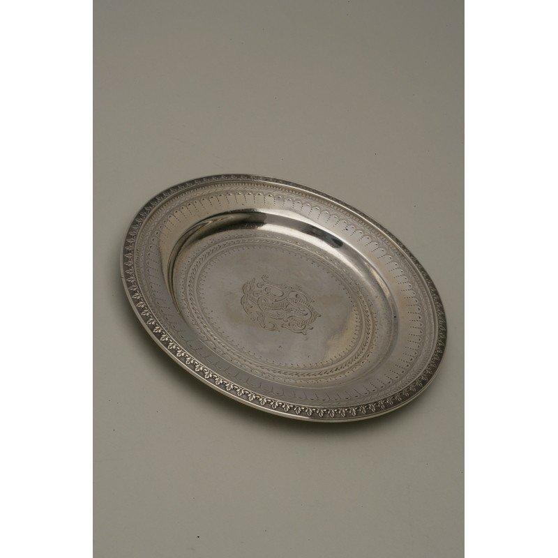 Vanderslice & Co. (1858-1908) Silver Bread Plate