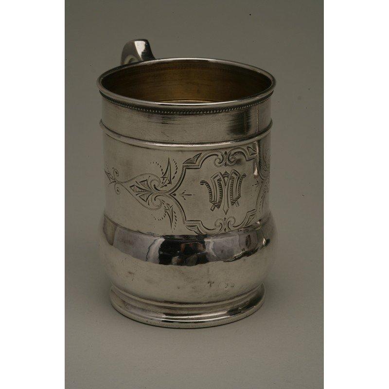 Vanderslice & Co. (1858-1908) Silver Mug