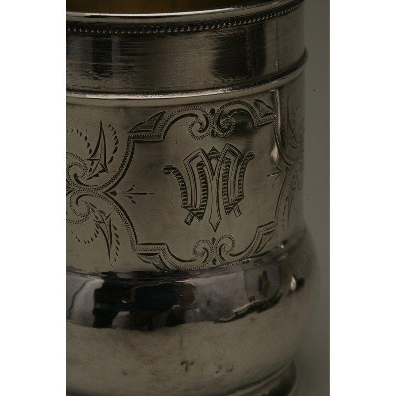 Vanderslice & Co. (1858-1908) Silver Mug - 2