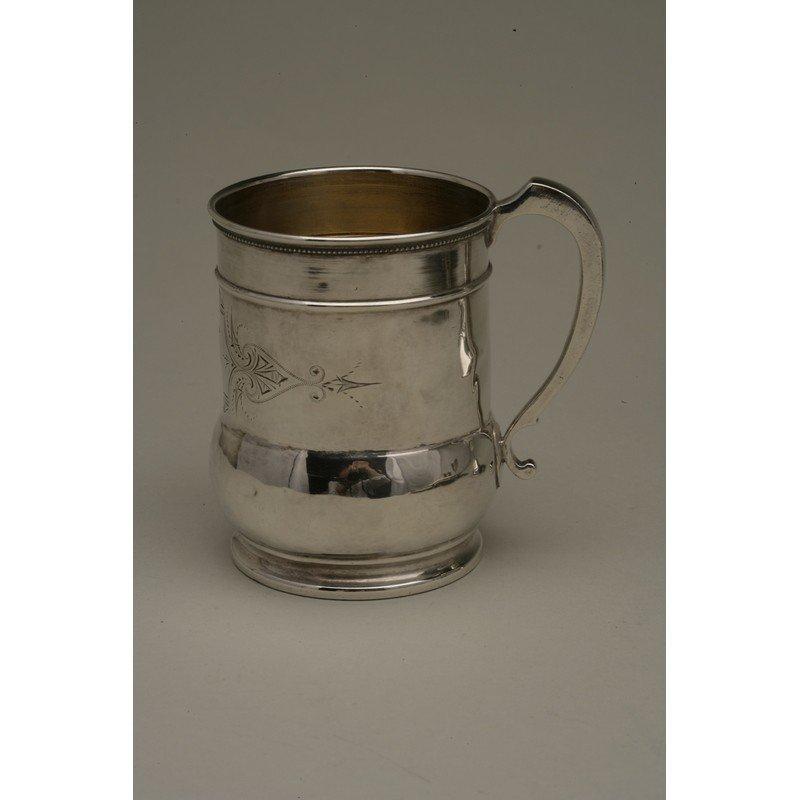 Vanderslice & Co. (1858-1908) Silver Mug - 3