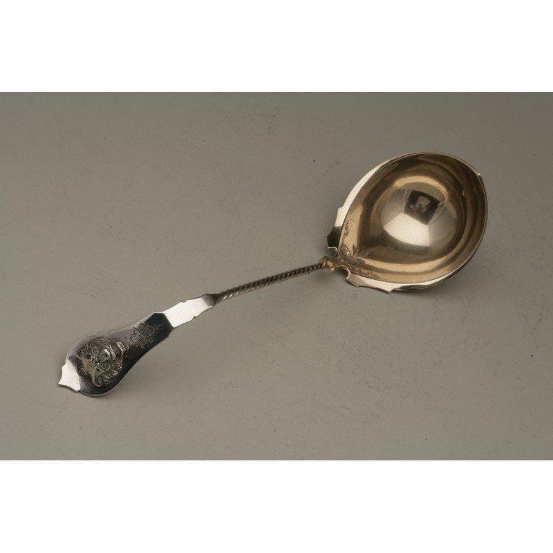 Vanderslice & Co. (1858-1908) Silver Ladle