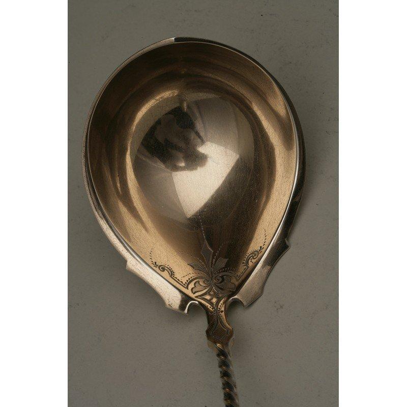 Vanderslice & Co. (1858-1908) Silver Ladle - 2