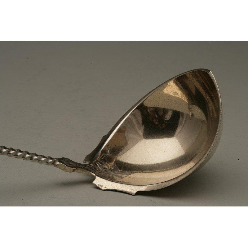 Vanderslice & Co. (1858-1908) Silver Ladle - 5