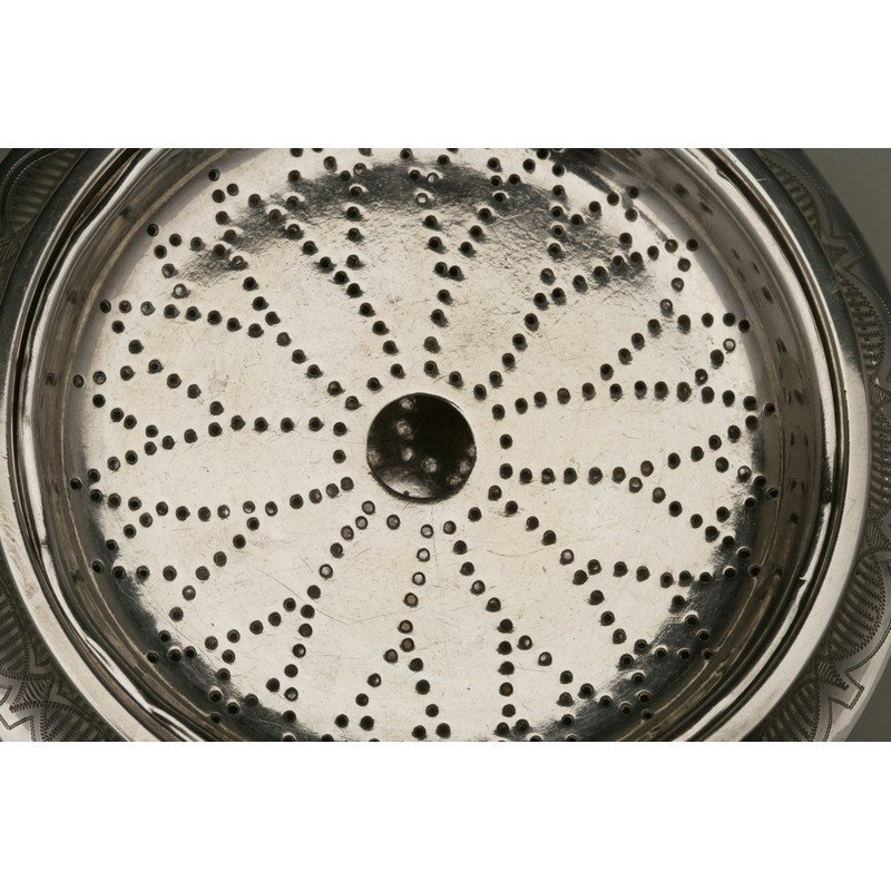 Vanderslice & Co. (1858-1908) Silver Butter Dish - 2
