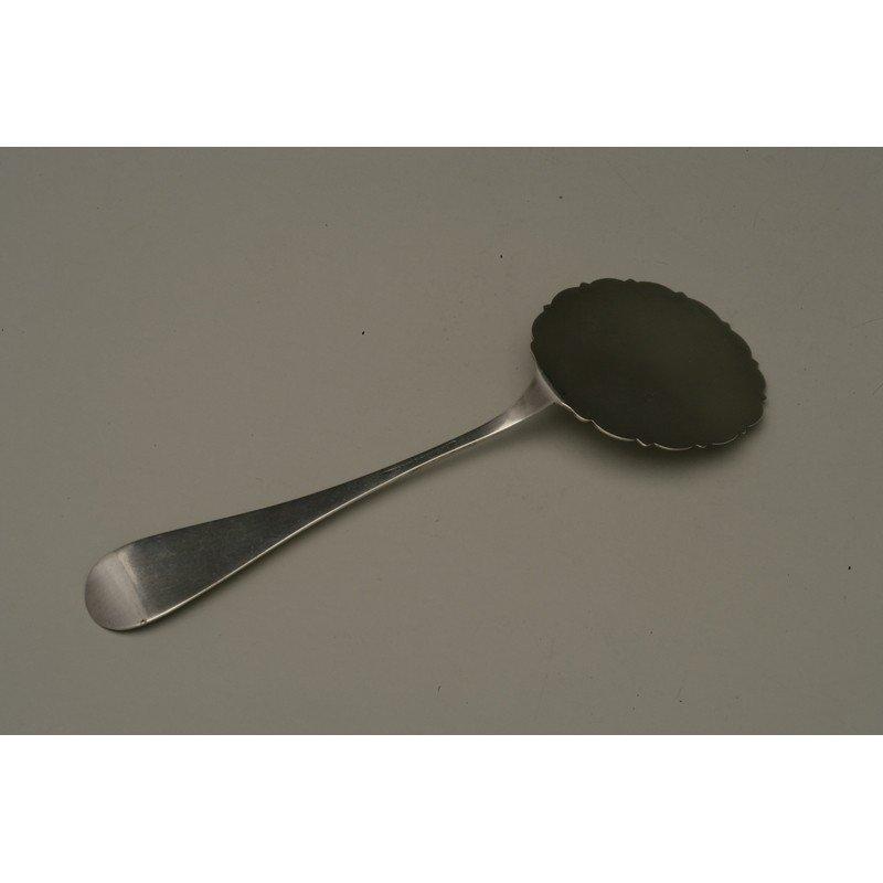 Vanderslice & Co. (1858-1908) Silver Waffle Knife - 2
