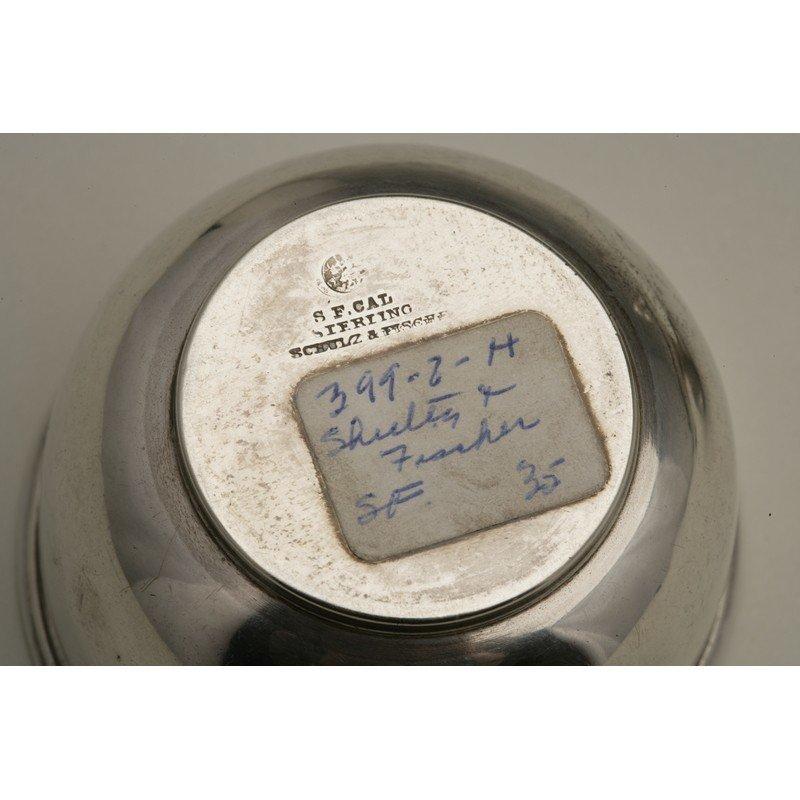 Schulz & Fischer (1863-1900) Two Silver Salts - 2
