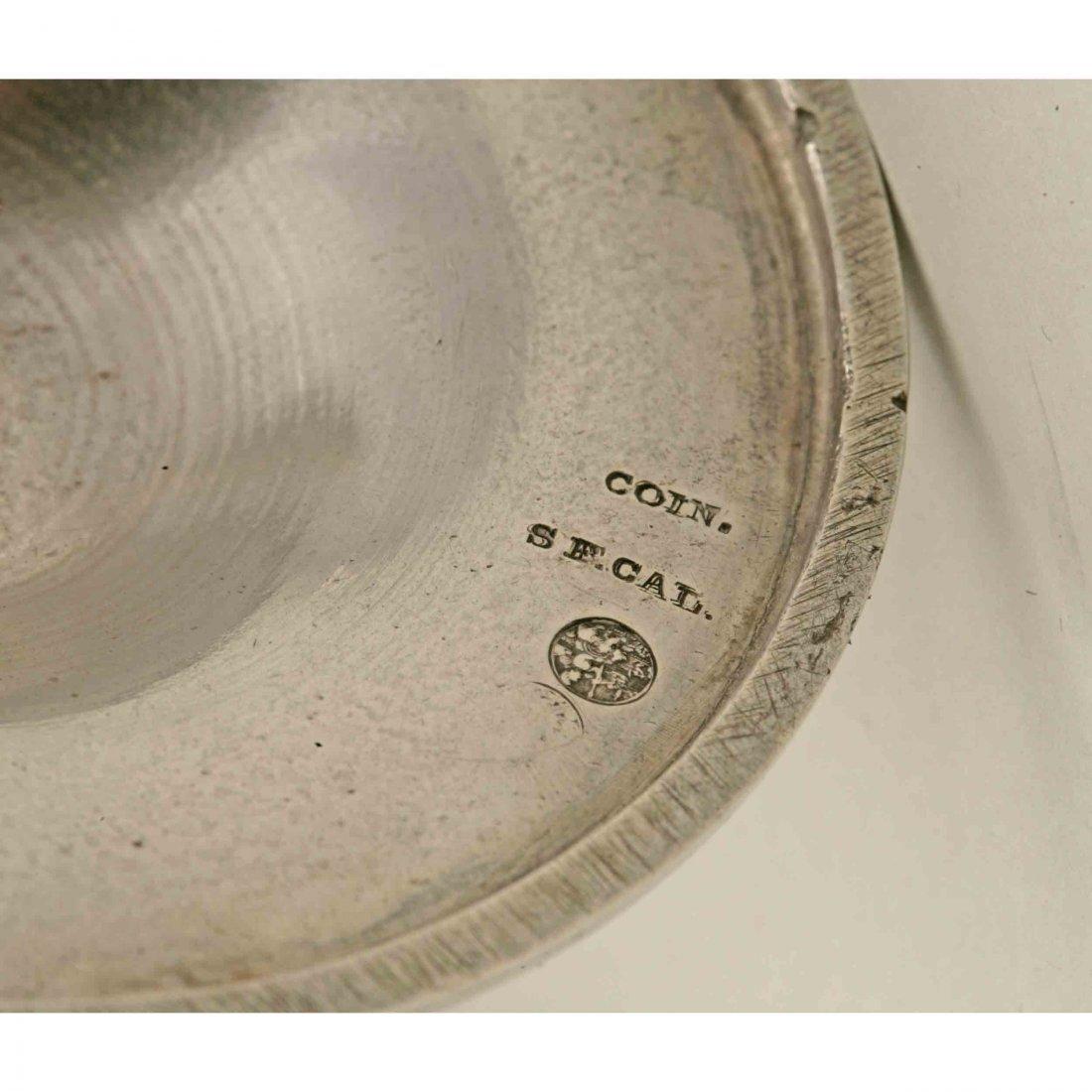 Schulz & Fischer (1863-1900) Coin Silver Presentation - 5