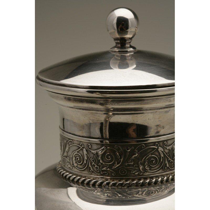 Schulz & Fischer (1863-1900)  Sterling Coffee & Tea - 8