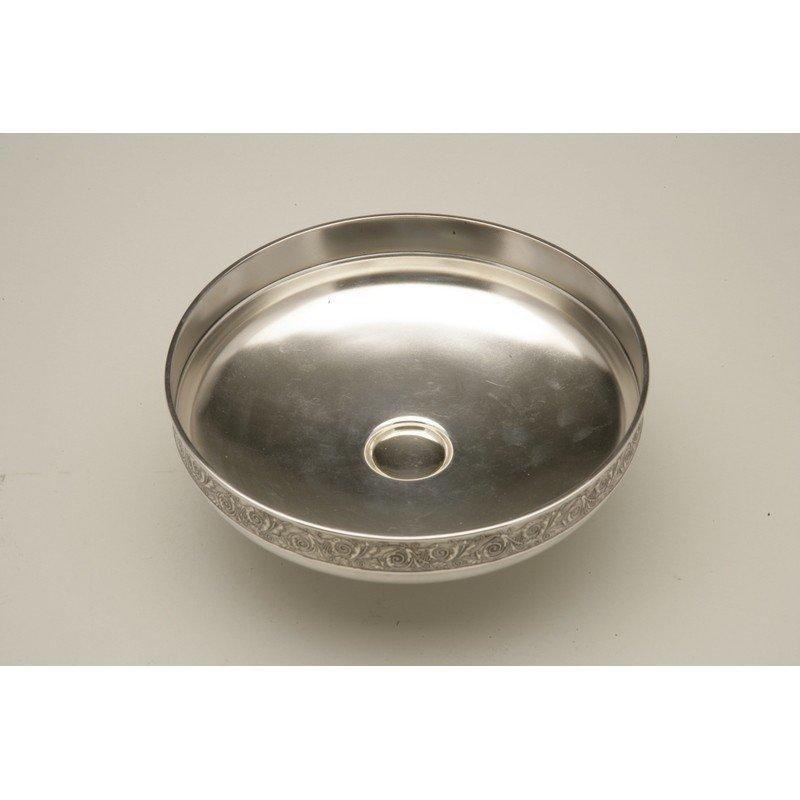 Schulz & Fischer (1863-1900) Sterling Footed Bowl - 2