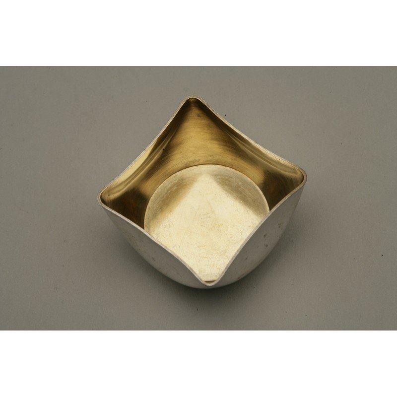 Schulz & Fischer (1863-1900) Six Sterling Silver Salts - 2