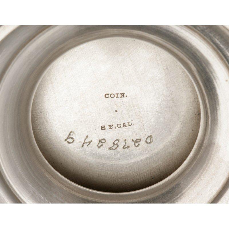 Schulz & Fischer (1863-1900) Coin Silver Bowl - 3