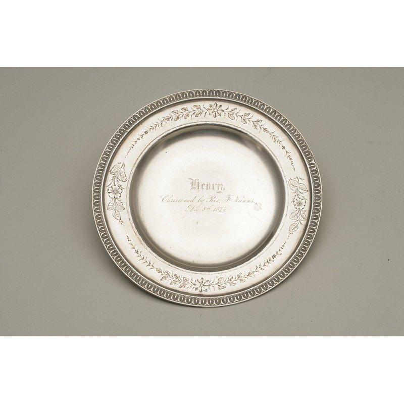 Schulz & Fischer (1863-1900) Coin Silver Bowl - 4