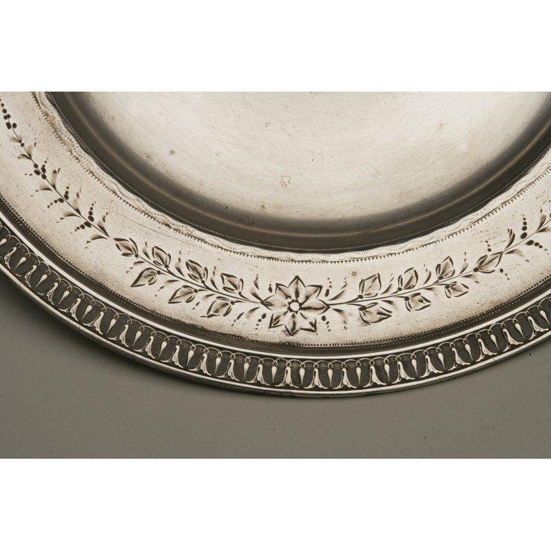 Schulz & Fischer (1863-1900) Coin Silver Bowl - 5