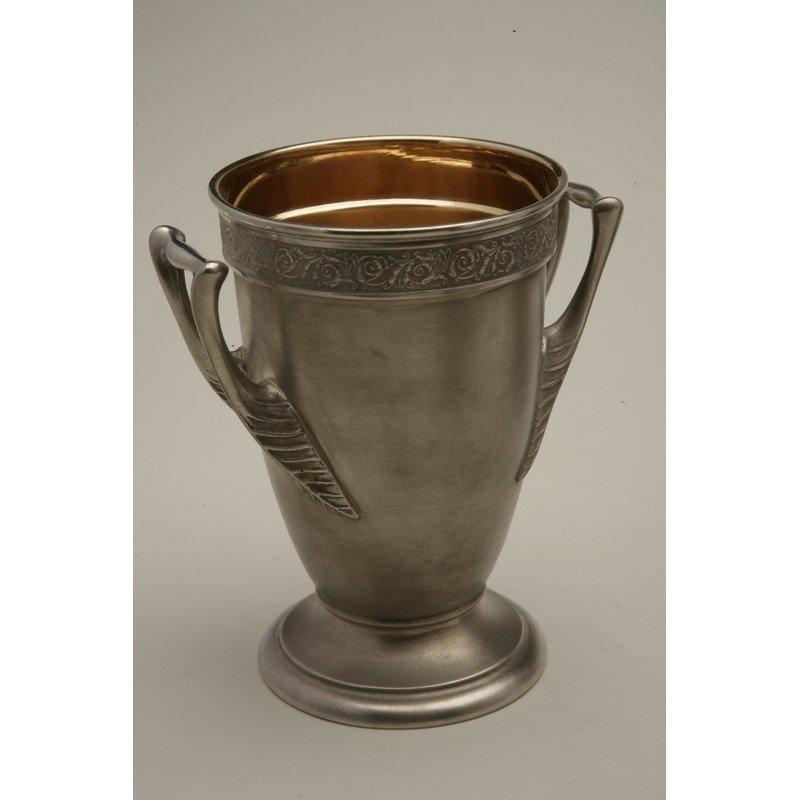 Five Piece Schulz & Fischer (1863-1900) Matte Silver - 3