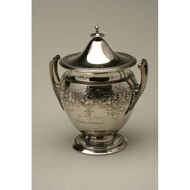 Koehler & Ritter (1868-1885) Silver Presentation Coffee - 11